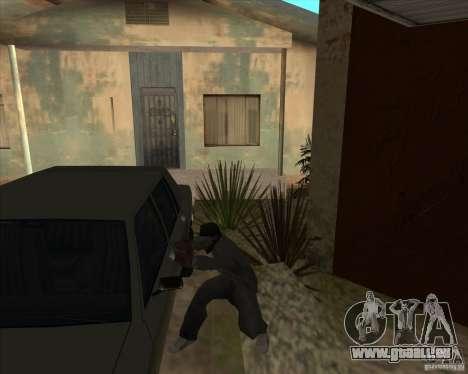 Car in Grove Street für GTA San Andreas elften Screenshot