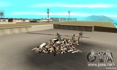 Hydra Hunter pour GTA San Andreas