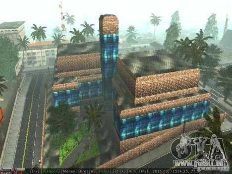 Le nouvel hôpital à Los Santos pour GTA San Andreas