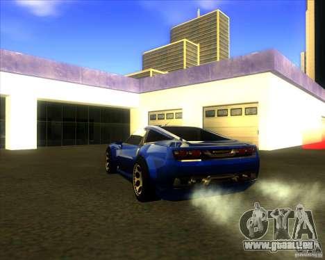 Exage pour GTA San Andreas laissé vue