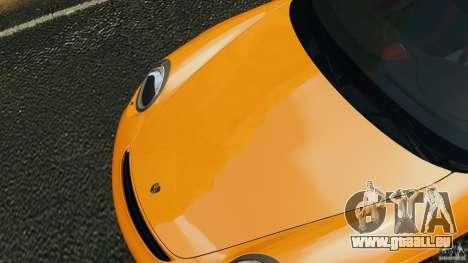 Porsche 911 GT2 RS 2012 v1.0 pour le moteur de GTA 4