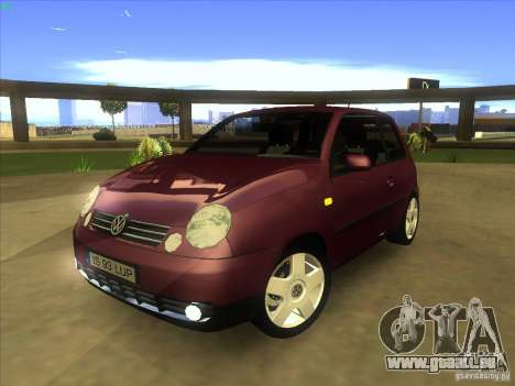 Volkswagen Lupo pour GTA San Andreas