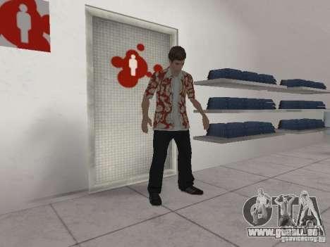 Tony Montana pour GTA San Andreas troisième écran