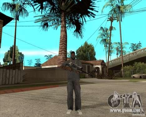 AWP.50 pour GTA San Andreas troisième écran