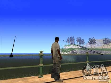 ENBseries v.0.075 v2 für GTA San Andreas dritten Screenshot