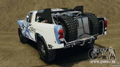 Chevrolet Silverado CK-1500 Stock Baja [EPM] pour GTA 4 Vue arrière de la gauche