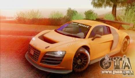 Audi R8 LMS GT3 für GTA San Andreas