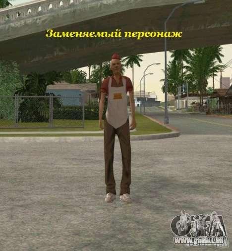 Regroupement de mercenaires d'un harceleur pour GTA San Andreas huitième écran