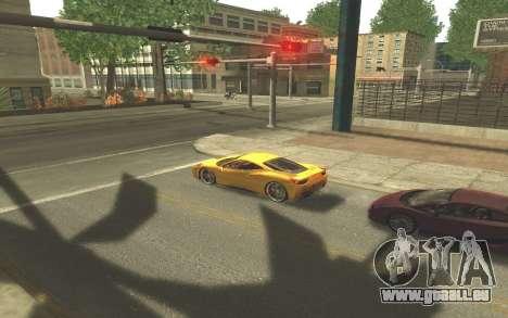 ENB v3.0 by Tinrion pour GTA San Andreas cinquième écran