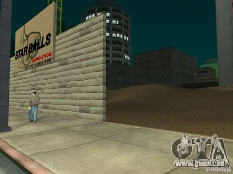 Neue Krankenhaus-Krankenhauses für GTA San Andreas fünften Screenshot