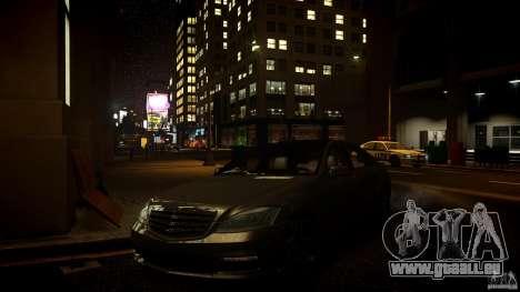 iCEnhancer 2.1 Custom pour GTA 4 septième écran