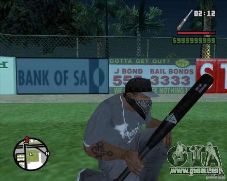 Bat HD pour GTA San Andreas