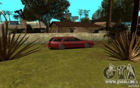 Voitures de sport près de la rue Grove pour GTA San Andreas cinquième écran
