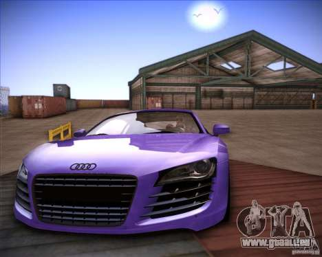 Audi R8 Shift für GTA San Andreas