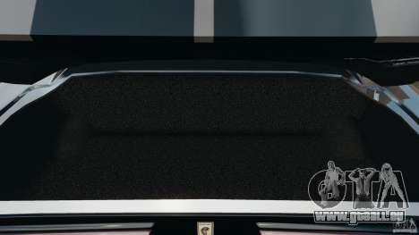 Shelby Mustang GT500 Eleanor 1967 v1.0 [EPM] pour GTA 4 est une vue de l'intérieur