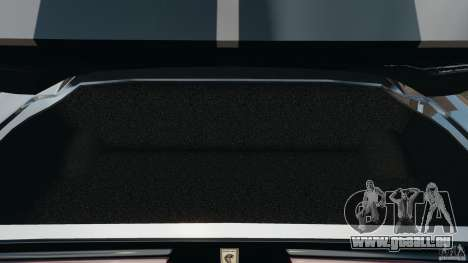 Shelby Mustang GT500 Eleanor 1967 v1.0 [EPM] für GTA 4 Innenansicht