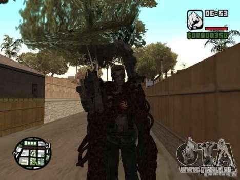 Wesker Ouroboros für GTA San Andreas