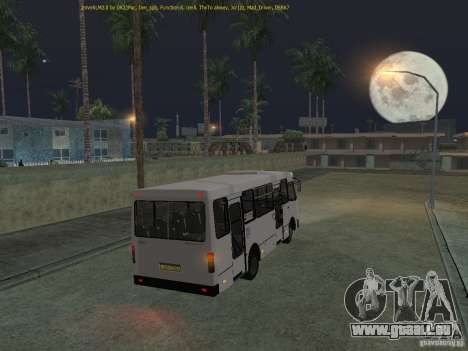 Bogdan IVLM A091 für GTA San Andreas linke Ansicht