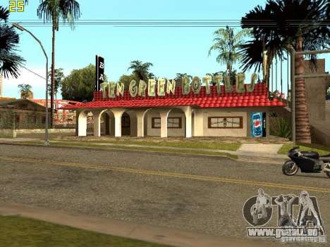 New Bar Ganton v.1.0 für GTA San Andreas