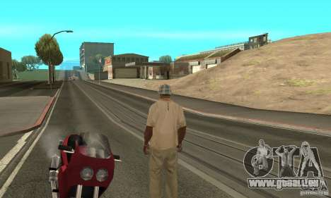 Reiniger für GTA San Andreas zweiten Screenshot