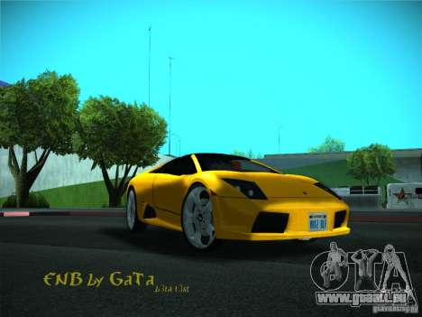 ENBSeries by GaTa für GTA San Andreas