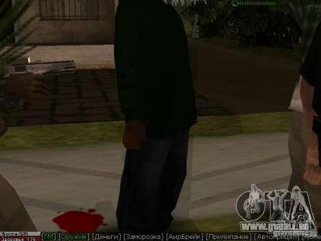 Dope pour GTA San Andreas neuvième écran