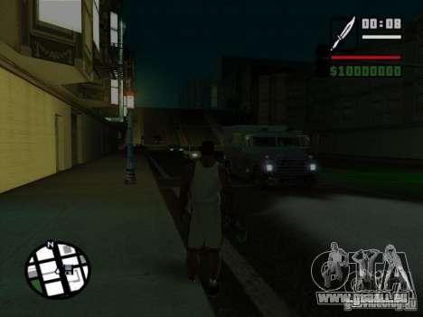 Traum für GTA San Andreas her Screenshot
