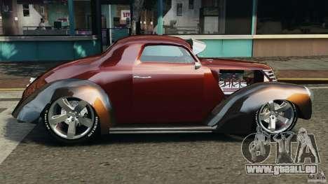 Walter Street Rod Custom Coupe pour GTA 4 est une gauche