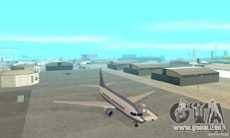 Airport Vehicle pour GTA San Andreas onzième écran