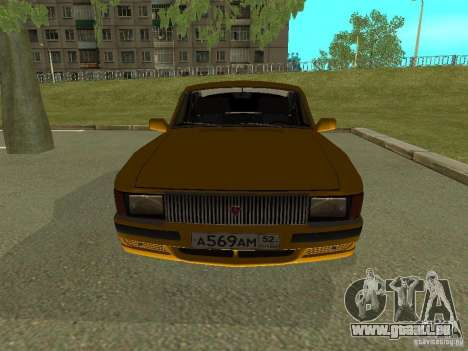 GAZ Volga 3102 für GTA San Andreas rechten Ansicht