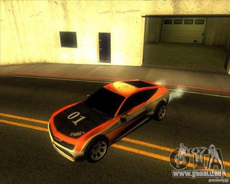 Exage pour GTA San Andreas vue arrière