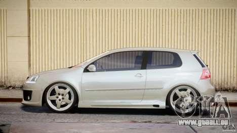 Volkswagen Golf GTI 2006 v1.0 für GTA 4 linke Ansicht