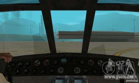 Annihilator pour GTA San Andreas vue de droite