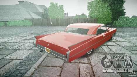 Cadillac De Ville v2 für GTA 4 Seitenansicht