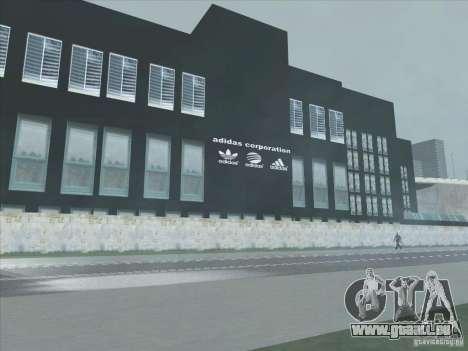 Neue Adidas für GTA San Andreas zweiten Screenshot