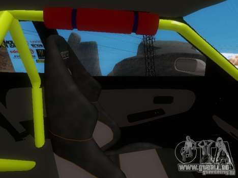 Nissan Silvia S13 Drift Style für GTA San Andreas Unteransicht