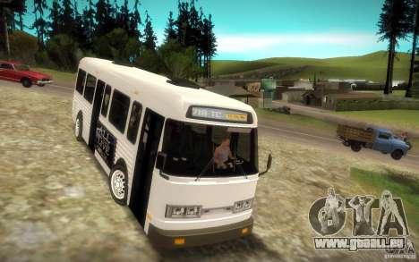 NFS Undercover Bus für GTA San Andreas