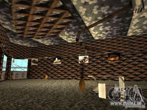 Neuer Lamborghini Showroom in San Fierro für GTA San Andreas neunten Screenshot