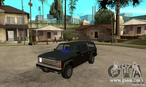ELM v9 for GTA SA (Emergency Light Mod) für GTA San Andreas zweiten Screenshot