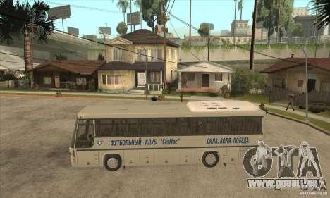 MAZ-152A für GTA San Andreas Seitenansicht