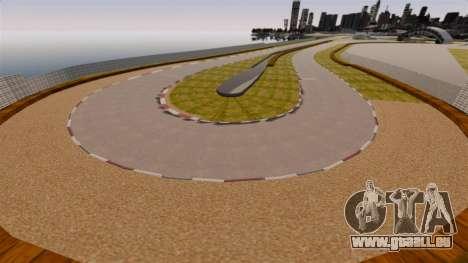 Tsukuba Circuit v3.0 pour GTA 4 sixième écran