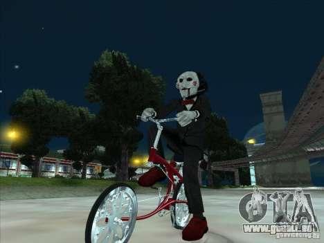 Saw für GTA San Andreas her Screenshot