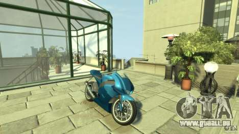 Yamaha YZR M1 Street Version pour GTA 4