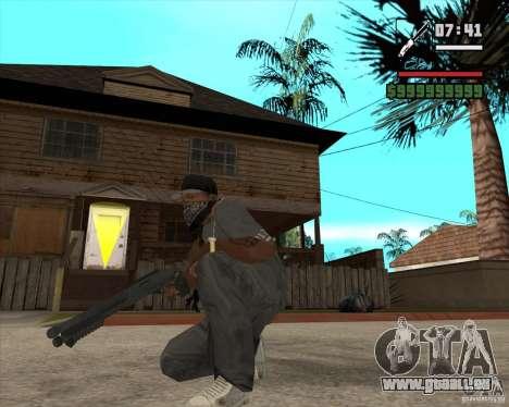 Drobaš pour GTA San Andreas deuxième écran