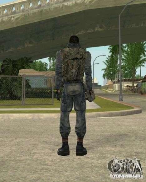 Regroupement de mercenaires d'un harceleur pour GTA San Andreas septième écran