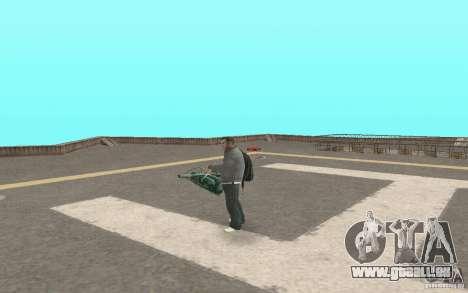 Animation de GTA IV pour GTA San Andreas quatrième écran