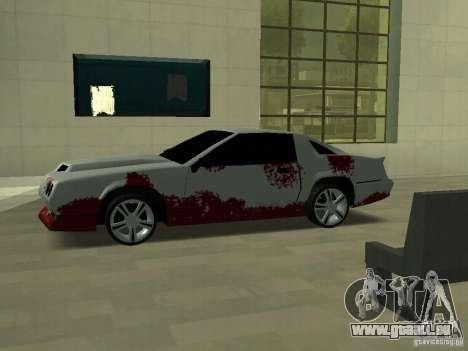 Blut an Maschinen für GTA San Andreas dritten Screenshot