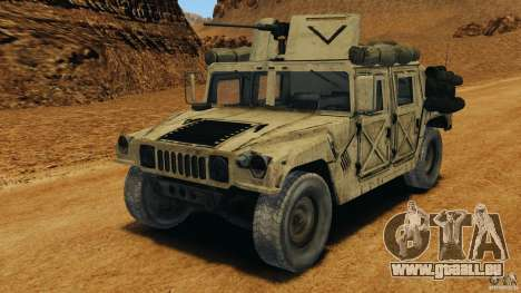 HMMWV M1114 v1.0 pour GTA 4