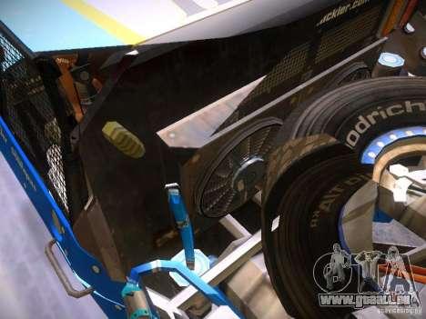 Ickler Jimco Buggy für GTA San Andreas Innenansicht