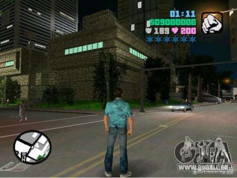 New Hospital pour GTA Vice City